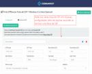 Frete Offline por Faixa de CEP - Motoboy e Correios Opencart