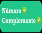 Campos Extras -  Número e Complemento para Opencart