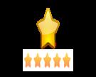 Avaliação (rating) com Estrela no Comentário do Produto para Opencart