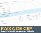 Frete por Faixa de CEP ou CEP específico para Opencart