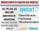 Remover Campos SKU,UPC,EAN,JAN,ISBN e MPN - vQmod/Ocmod