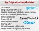 Mega Configuração do Rodapé Profissional - Opencart Versão 2.X
