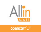 Integração All In Mail E-mail Marketing