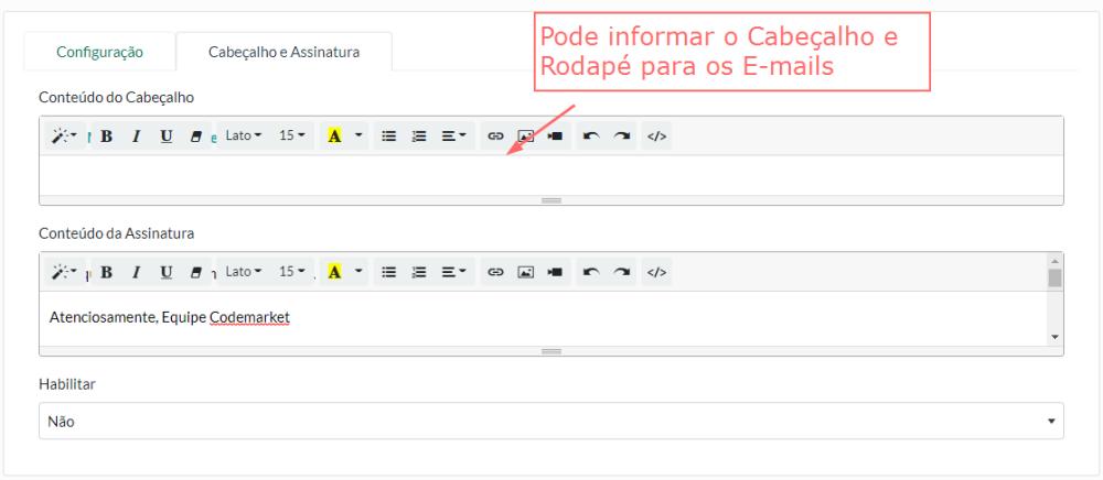 Super Envio de E-mail API - SendGrid, Mandrill, Mailgun e SparkPost Opencart - Foto 5