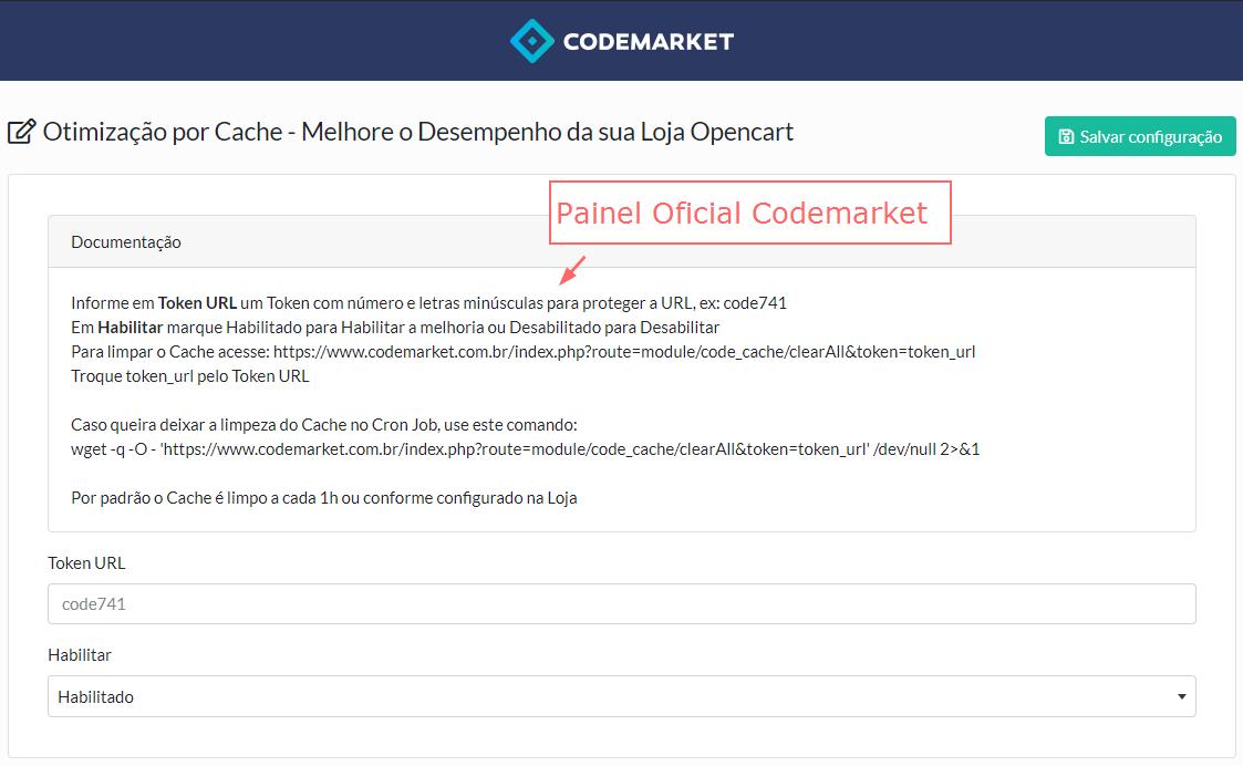 Otimização por Cache - Melhore o Desempenho da sua Loja Opencart - Foto 1