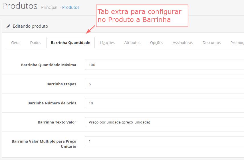 Atualização automática do Preço no Produto por Barrinha Opencart - Foto 3