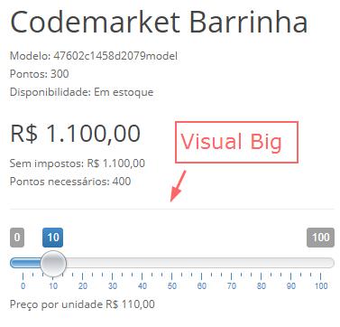 Atualização automática do Preço no Produto por Barrinha Opencart - Foto 5