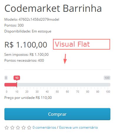 Atualização automática do Preço no Produto por Barrinha Opencart - Foto 6