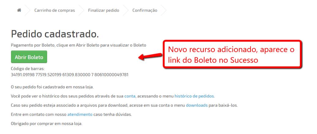 Pagamento Moip Opencart Checkout Oficial e Assinatura - Foto 3