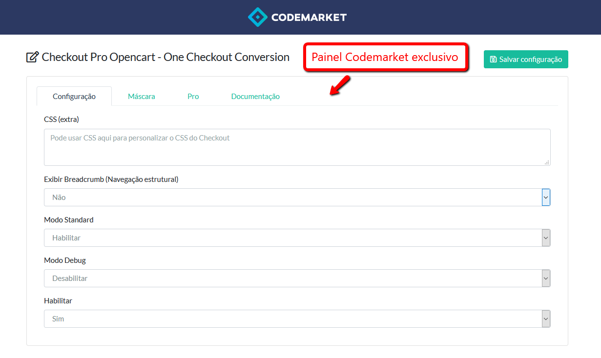 Checkout Pro Opencart - One Checkout Conversion - Foto 2
