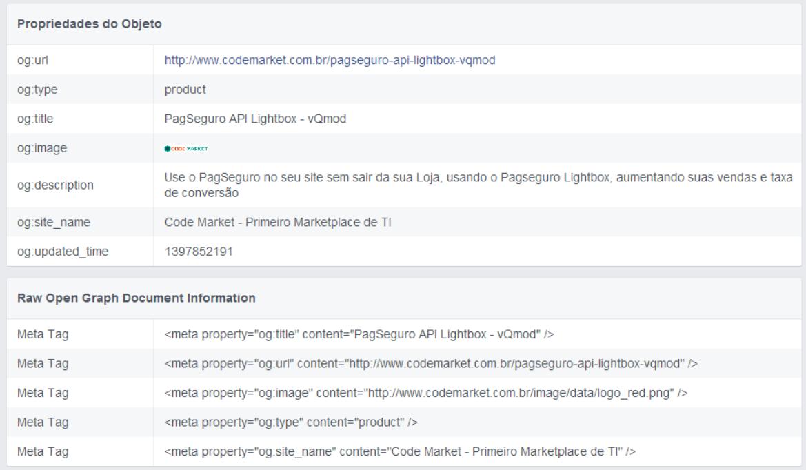 SEO - Open Graph e Dados Estruturados - Facebook, Pinterest, Google, Bing, Linkedin, Twitter... - Foto 1