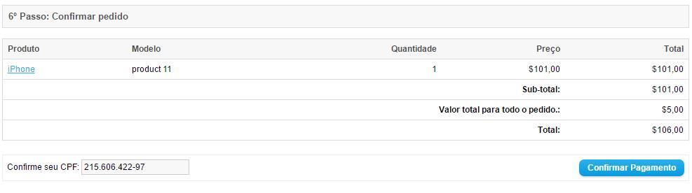 Pagamento Boleto Banco do Brasil Com Registro para Opencart 1.5.x - Foto 2