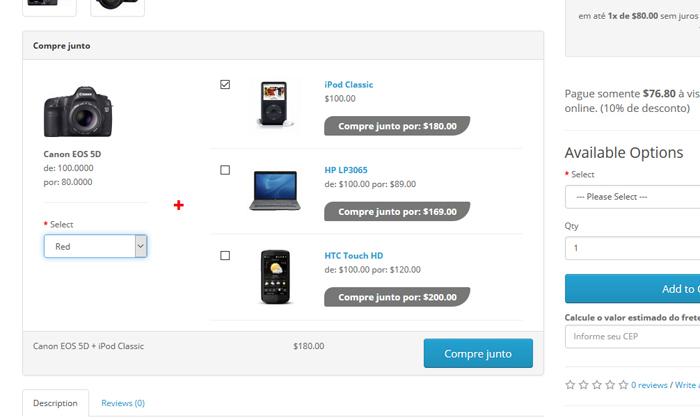 Compre Junto - Com seleção de múltiplos Produtos - Foto 2