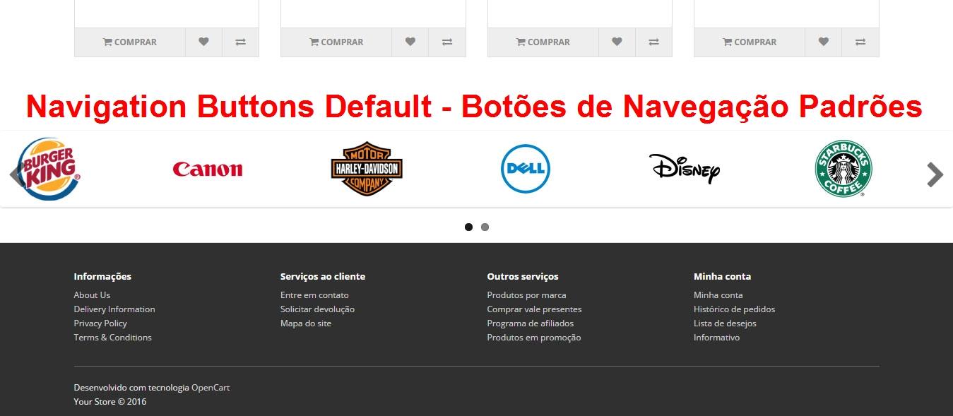 Banner Slideshow e Carrossel em Tela Cheia - Novas Posições  - Foto 12