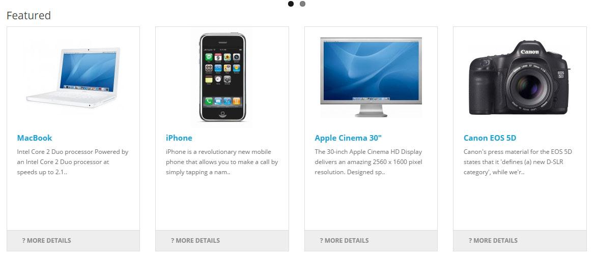 Modo Catálogo - Opencart versão 2.X - Foto 1