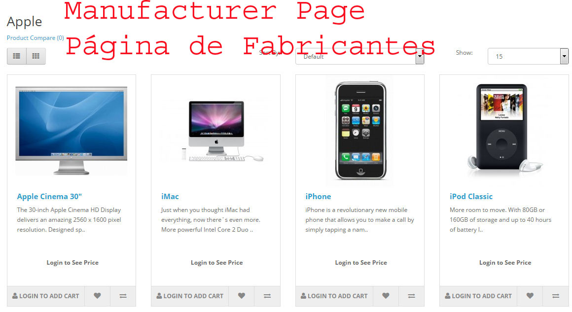 Comprar somente após logar - Opencart versão 2.X - Foto 7