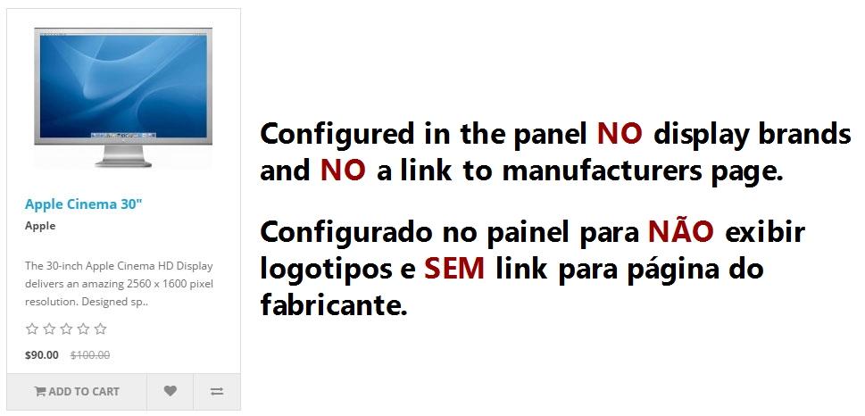 Logotipo de Fabricantes com Link para Página do Fabricante - Foto 11