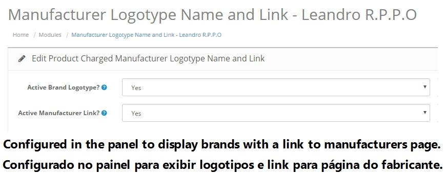 Logotipo de Fabricantes com Link para Página do Fabricante - Foto 9