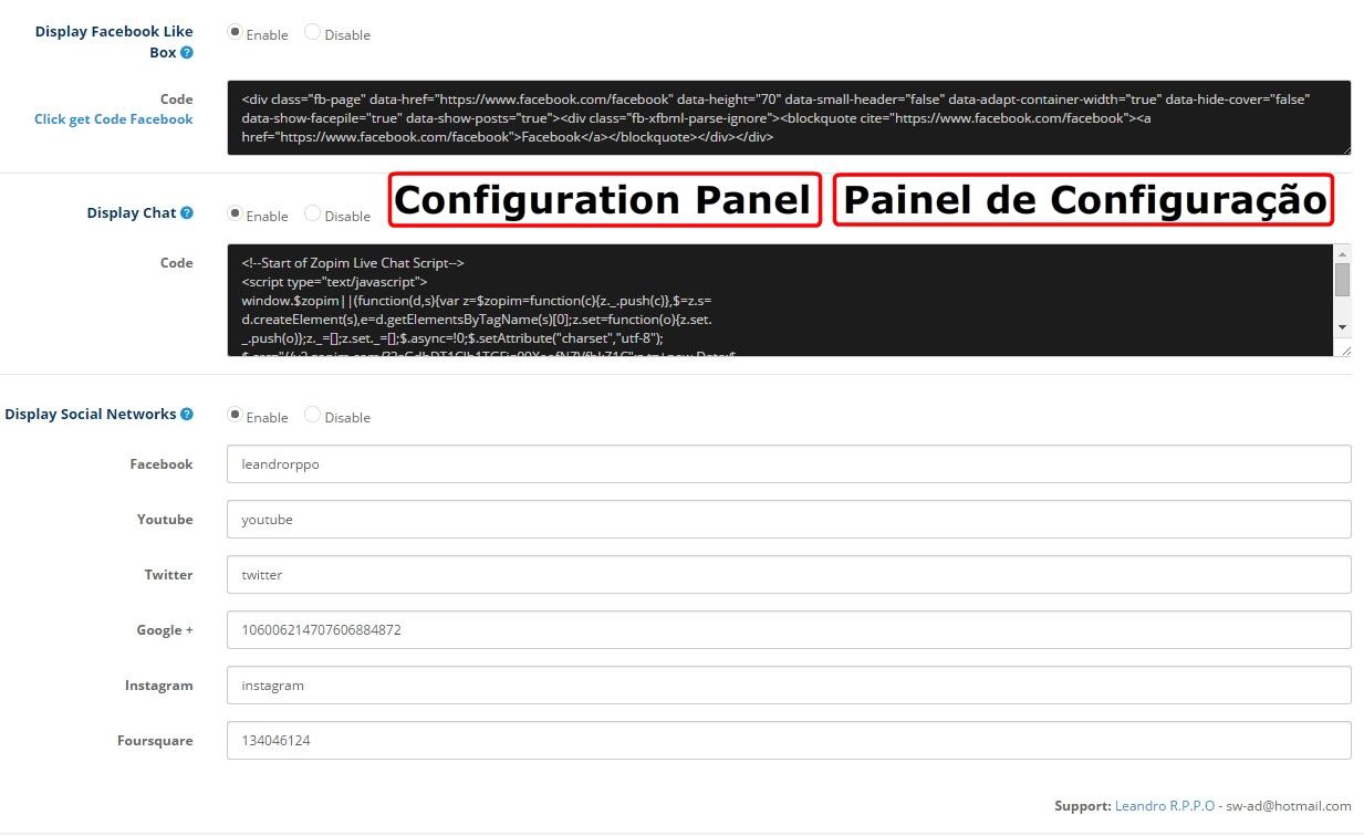 Mega Configuração do Rodapé Profissional - Opencart Versão 2.X - Foto 16