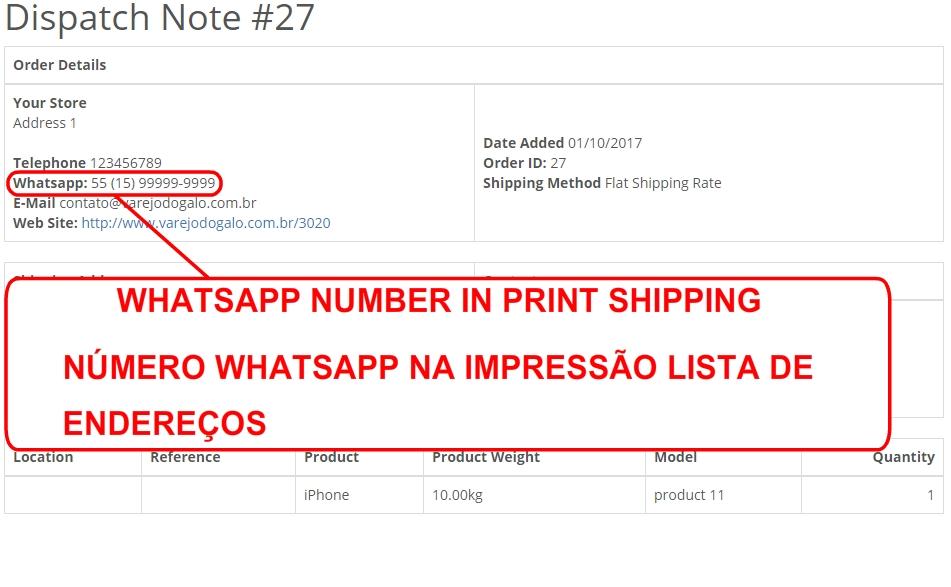 Whatsapp Número e Atendimento - Foto 9