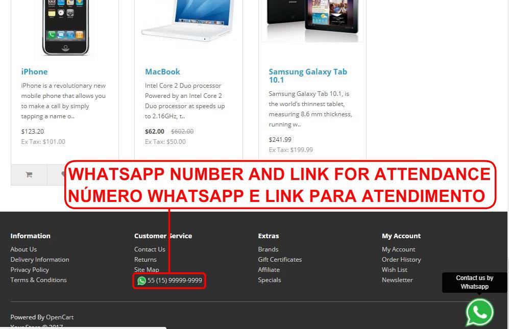 Whatsapp Número e Atendimento - Foto 4