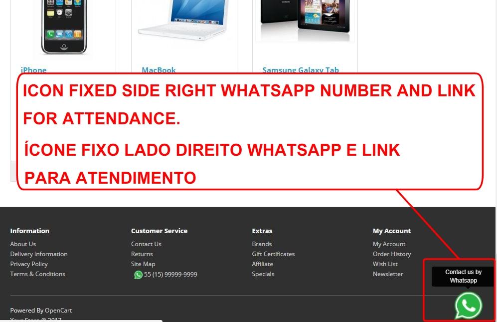 Whatsapp Número e Atendimento - Foto 5