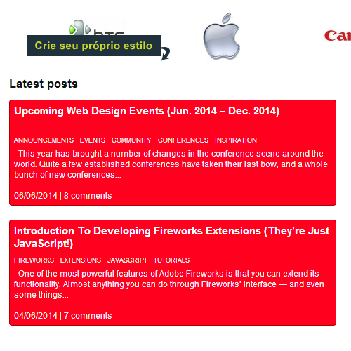 Blog Wordpress e Joomla  News no Opencart - Foto 3