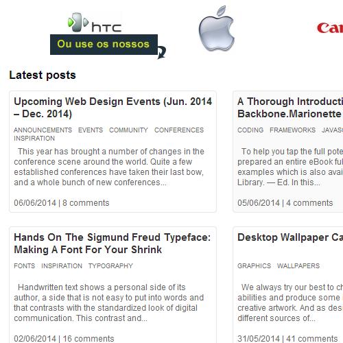Blog Wordpress e Joomla  News no Opencart - Foto 2